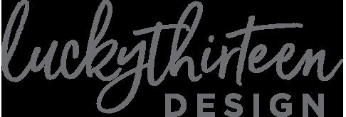 Luckythirteen Design